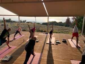chamaloni finikounda yoga retreat